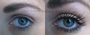 Loreal Mascara on Before And After  L   Oreal Voluminous Mascara In Carbon Black