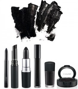 macblack 261x300 Autumn/Winter 09/10 Trend: Black Lips