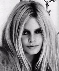 Brigitte Bardot Beauty Icon  Brigitte Bardot