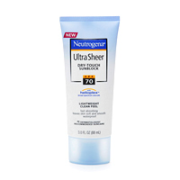 neutrogena sunblock 10 Beauty Products I Am Thankful For: