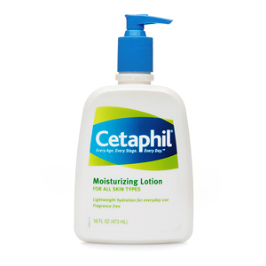 300 Review: Cetaphil Moisturizer