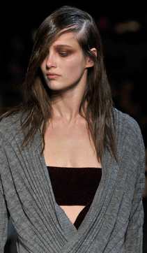 Alexander+Wang fall 2010 fashion week makeup New York Fashion Week Makeup A/W 2010 Day 3