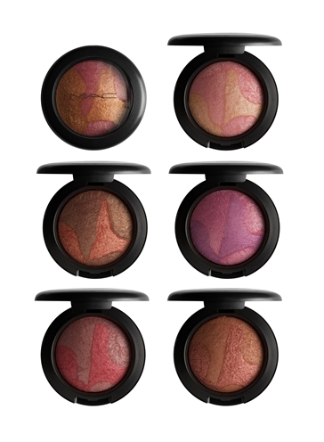 MAC soft ice cream mineral blush MAC Too Fabulous Collection