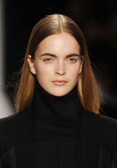 Narciso+Rodriguez Eyebrows1 New York Fashion Week Makeup A/W 2010 Day 6 + 7