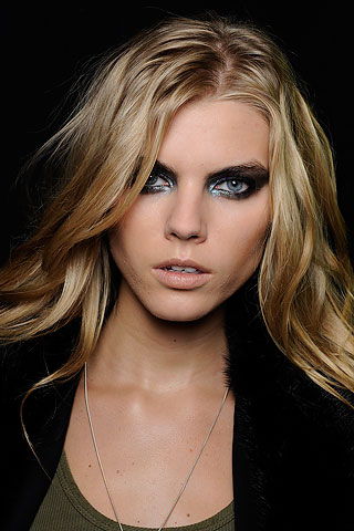 diane von furstenberg New York Fashion Week Makeup A/W 2010 Day 5