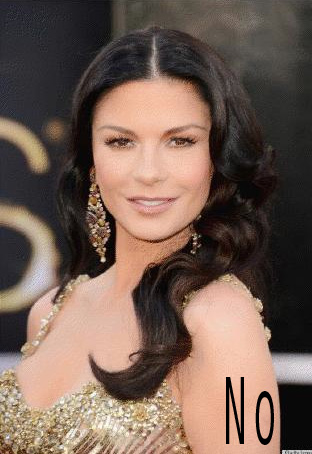 Catherine Zeta Jones matte