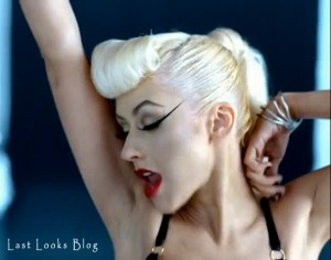 Christina Aguilera music video not myself 300x236 Makeup Breakdown: Christina Aguileras Not Myself Tonight