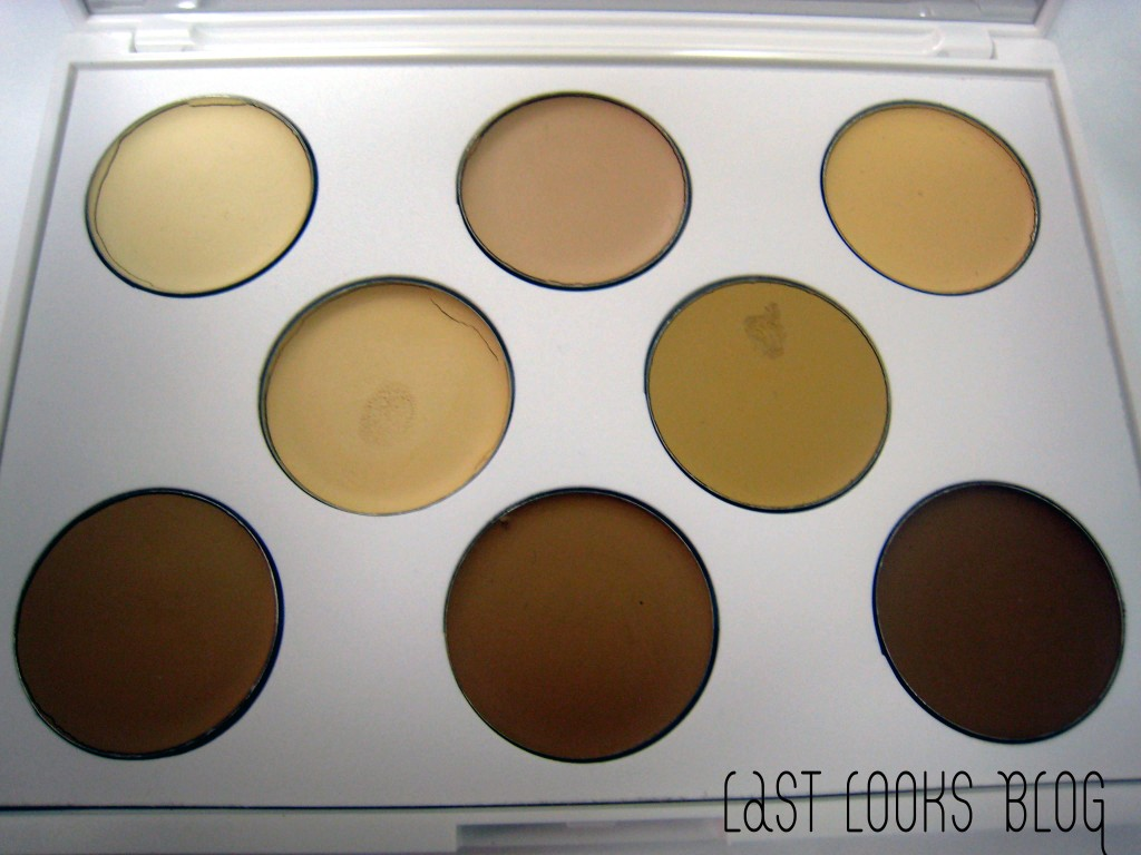 IMG 5276 copy 1024x768 Review: Yaby Creme Foundations