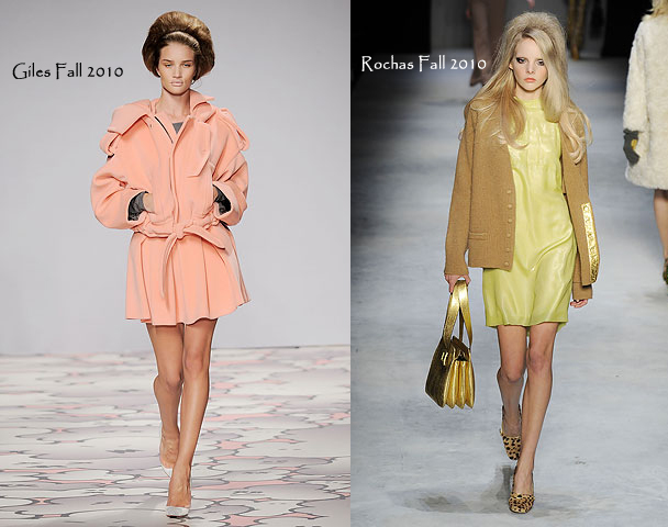 60s trend 2010 fashion Trend Alert: The 60s