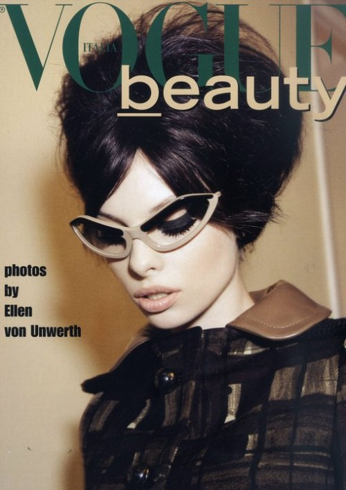 Vogue Italia by ellen von unwerth Trend Alert: The 60s