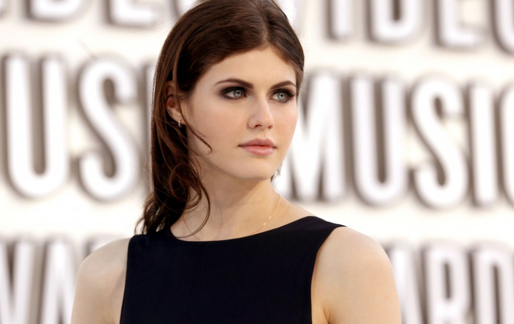 AlexandraDaddarioVMA 1024x646 New Work: Alexandra Daddario at the VMAs