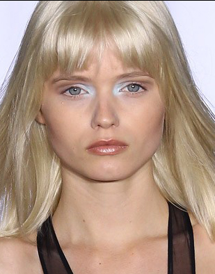 preen fashion week runway beauty 590bes0912101 New Year's Eve Makeup Ideas