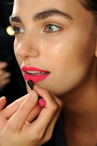 DVF Spring/Summer 2011 Trend: Bold Lips