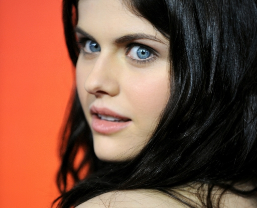 002 New Work: Alexandra Daddario at Hall Pass Premiere