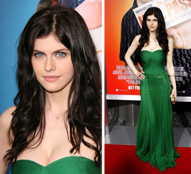 ADaddarioHallPass New Work: Alexandra Daddario at Hall Pass Premiere
