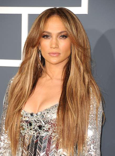j Jennifer Lopez at the 2011 Grammys