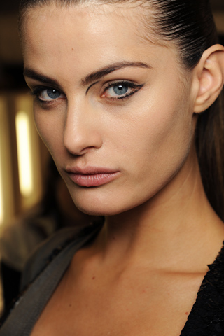LV Paris Fashion Week A/W 2011 Beauty Roundup