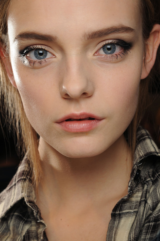 Lanvin Paris Fashion Week A/W 2011 Beauty Roundup