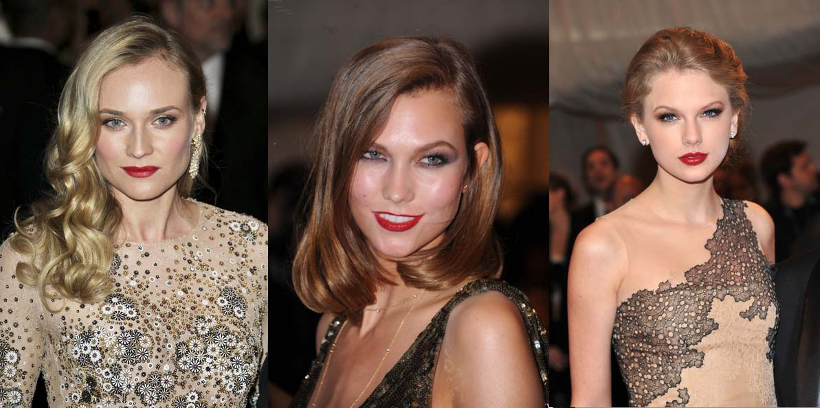 Met Gala Lips The Met Gala 2011 Trend: Deep Red Lips