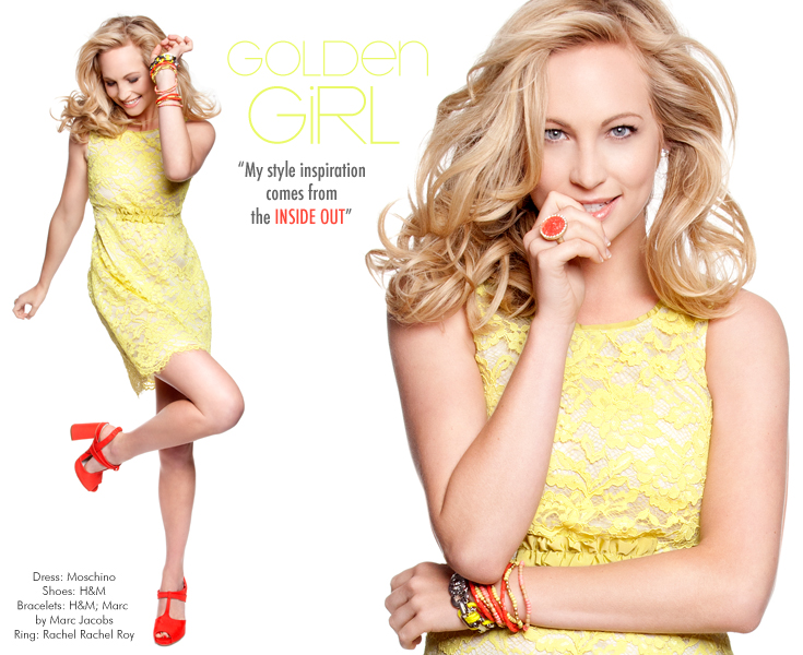 lymelight candice02 New Work: Candice Accola for Style File Daily