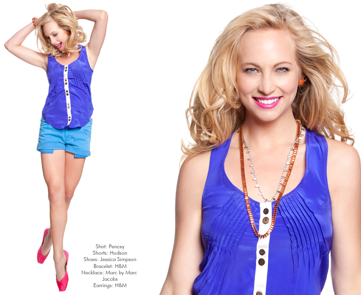 lymelight candice06 New Work: Candice Accola for Style File Daily