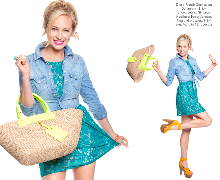 lymelight candice07 New Work: Candice Accola for Style File Daily